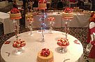 8 tier Asian Wedding Cake